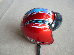 Open Face Helmet -969