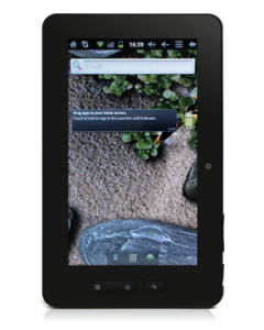 "Iview 760tpc 7"" Capacitive Tablet Android 4.0"