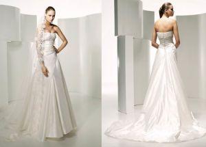 Bridal Dress (FLY-1055)