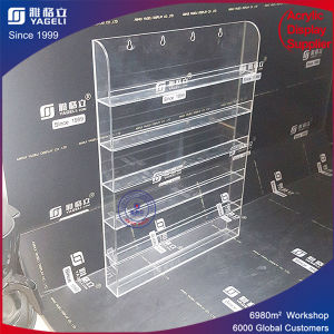 Factory Supply Acrylic Nail Polish Stand pictures & photos