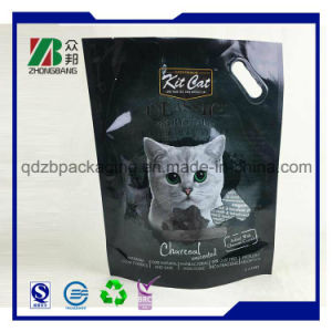 Plastic Cat Litter Packaging Bag pictures & photos