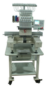 Compact Single Head Embroidery Machine (JH1201)