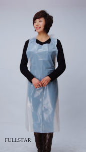 LDPE Apron (F-501) pictures & photos