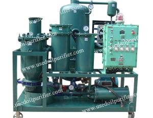Fuel Oil Purification/Waste Oil Regeneration Machine (ZJD-F-75)