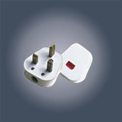 13a Flat Plug