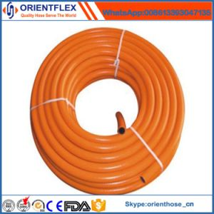 ISO Certificated Good Quality PVC Gas Hose pictures & photos