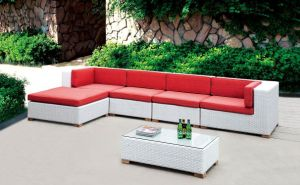PE Rattan Weaved Furniture Set (MO 084)