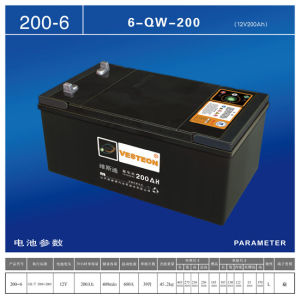 Mf Battery with JIS Standard and DIN Standard pictures & photos