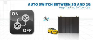3G GPS Tracker with Auto Switch Between 3G and 2g pictures & photos