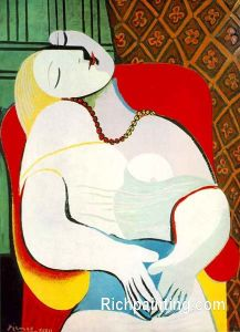 The Famous Oil Painting Reproduction Pablo Picasso (6)