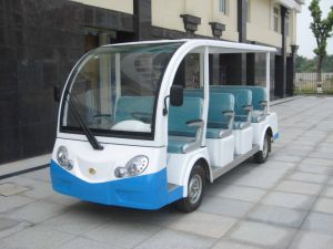 Eleven Seats Electric Sightseeing Car
