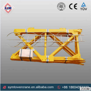 Qtz Tower Crane Mast Section with Alloy pictures & photos