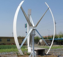 Vertical Axis Wind Generator