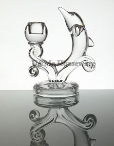 Glass Candle Stick (HL9889)