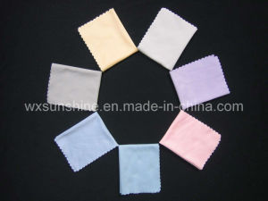 Glass Cleaning Cloth Microfiber (SC-011) pictures & photos