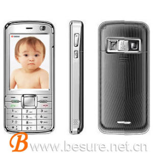 Dual Cards Dual Standby Mobile Phone (Bs040)