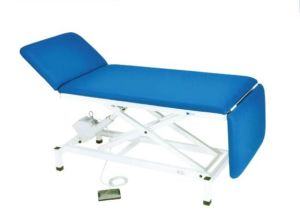 Steel Painted Frame Electric Hi-Low Adjustable Recovery Bed pictures & photos