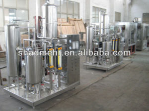 Automatic Carbonated Beverage Drink Mixer/ Mixing Machine pictures & photos