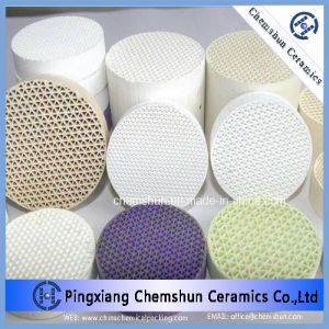 Infrared Ceramic Plate or Honeycomb of Cordierite Ceramic Materia pictures & photos