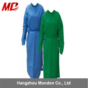 Disposable Surgical Gown/Hospital Gown/Isolation Gown pictures & photos