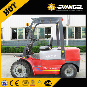 YTO Brand New 3t Diesel Forklift Truck CPCD30 pictures & photos