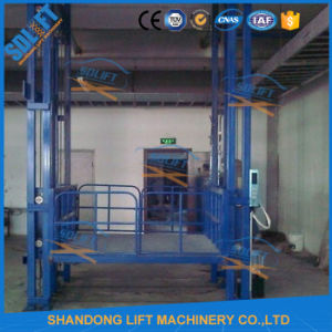 China Manufacturer Hydraulic Warehouse Platform Lift pictures & photos