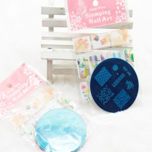 Nail Stamping Disc Nail Art Image Plates with Different Designs pictures & photos