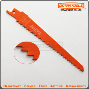 Ostartools S611df Bi-Metal Reciprocating Saw Blade for Wood, Plastic, Metal pictures & photos