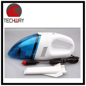 Electric Car Vacuum Cleaner 55W pictures & photos