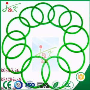 Silicone Rubber, FKM Rubber, Colorful O-Rings for Electrical Appliances pictures & photos
