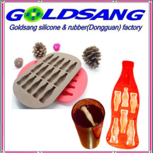 Bottle Shape Silicone Ice Tray Ice Maker pictures & photos