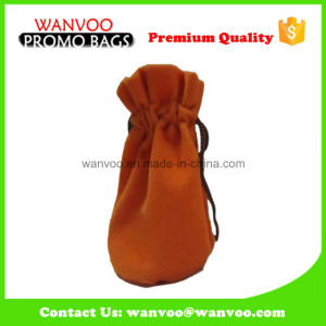 Hot Sell Customized Logo Jewelry Pouch for Gift pictures & photos