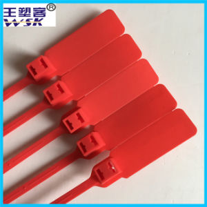 Self Locking Double Lock Plastic Security Seal (PP) pictures & photos
