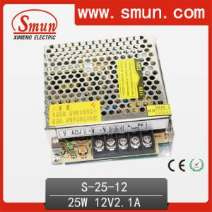 Smun 25W 12V Single Output AC-DC Switching Power Supply pictures & photos
