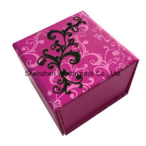 Folding Paper Gift Box for Gifts and Promotions