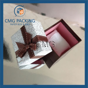 High Quality Customized Pillow Inert Bracelet Box (CMG-PJB-003) pictures & photos