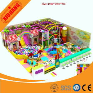Latest Fashionable Kids Indoor Soft Playground Equipment pictures & photos
