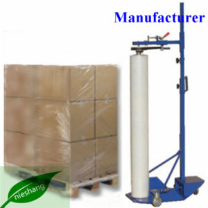 Pre Stretch Film Hand Use Pallet Wrap pictures & photos