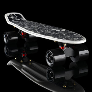Cruiser Skateboard with Reasonable Price (YVP-2206-4) pictures & photos