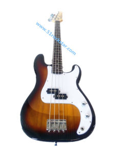 Electric Bass Spb-214n Ash Body