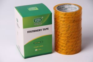 Self Adhesive BOPP Stationery Tape pictures & photos