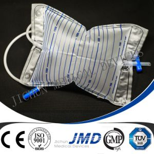 Urine Bag with Push-Pull Valve pictures & photos