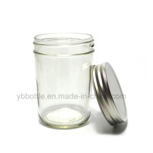 4oz (120ml) Small Glass Jars/Honey Jars pictures & photos