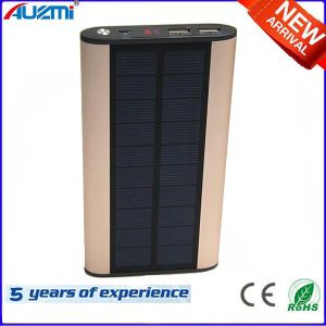 16000mAh Solar Powerbank with Camp Light pictures & photos