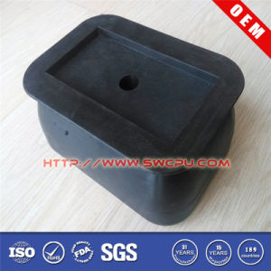 Hard-Wearing Rubber Front Bumper /Push-in Bumpers for Machinery Installation pictures & photos