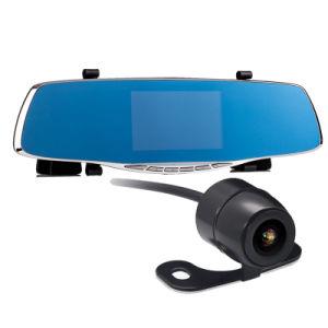 Dash Camera Parking Car Dvrs Rearview Mirror Auto Dvrs pictures & photos