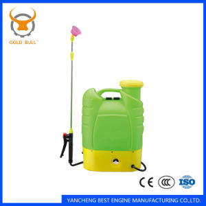 Ce Approved Mist and Duster Electric Battery Power Sprayer (NBS-S16-6)