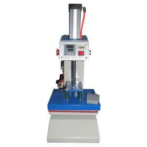 SGS CE Logo Pneumatic Single Station Heat Press Machine pictures & photos