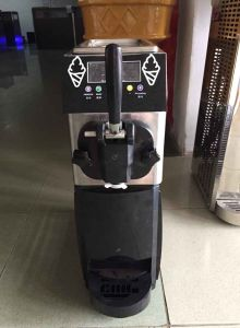 1. Single Flavor Ice Ream Machine /Soft Serve Ice Cream Machine pictures & photos