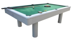 8′ Table Billiard with Dining Surface pictures & photos